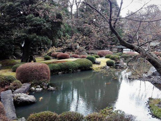 香山園日本庭園1