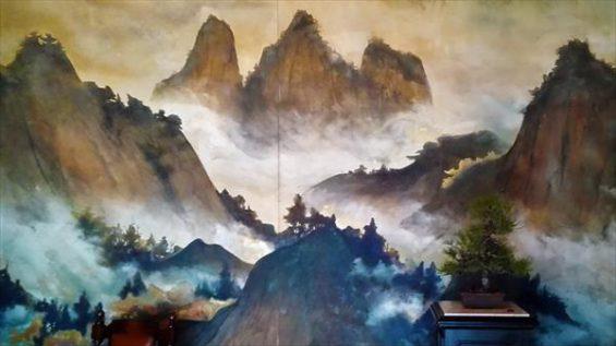 香山園ロビー