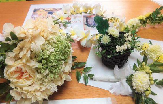 手作り装花