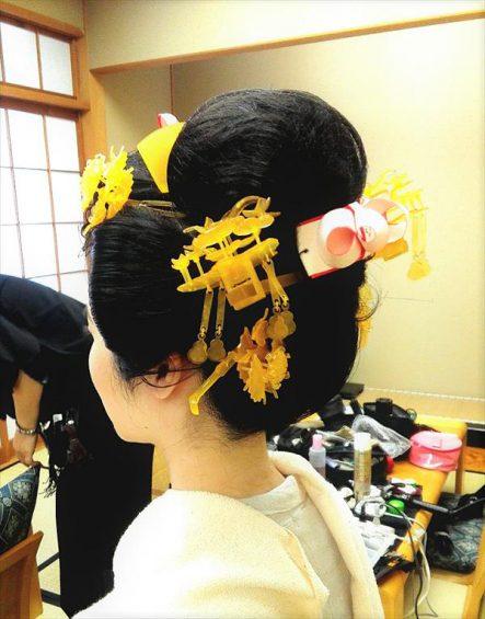 新日本髪リハーサル