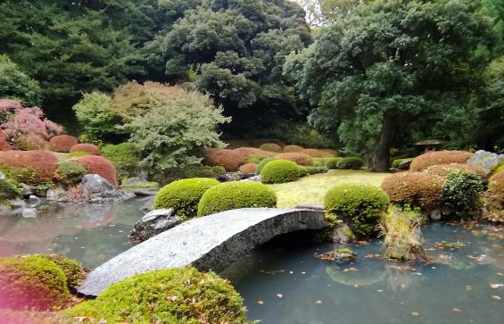 香山園庭園