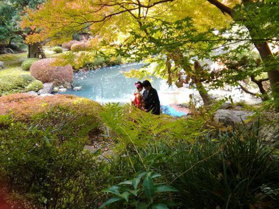 香山園前撮り