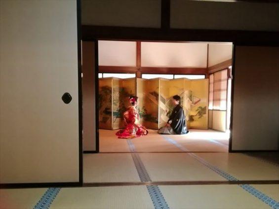 香山園室内