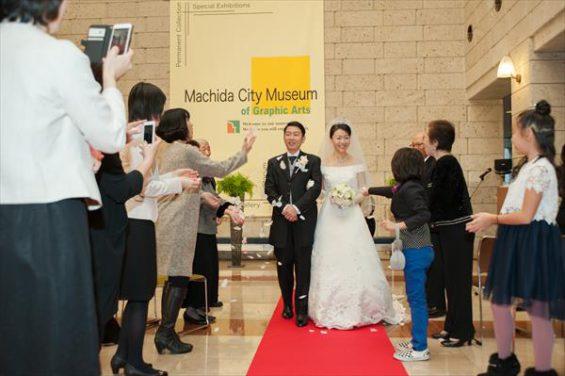 国際版画結婚式