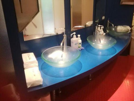 日仏学院トイレ