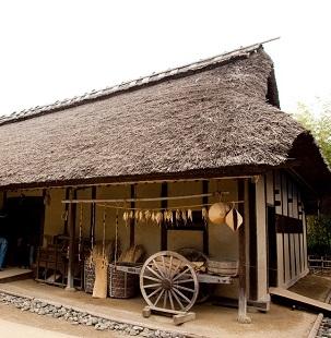 古民家で挙げる ふるさと村結婚式のイメージ