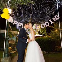 asami wedding